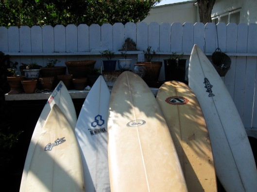 Old Surfboards Walter Kitty S Diary