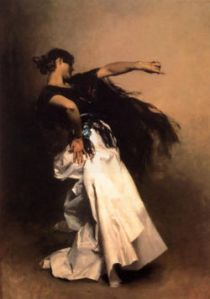 John Singer Sargent: Spanish Dancer
